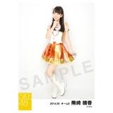 SKE48 2014年5月度生写真「NHK紅白ステージ衣装」個別生写真5枚セット 70種 熊崎晴香