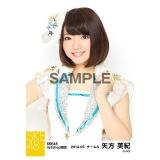 SKE48 2014年5月度 net shop限定個別生写真5枚セット 矢方美紀