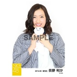 SKE 2014年6月度生写真「レインコート」個別生写真 5枚セット 68種 荻野利沙