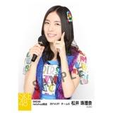 SKE48 2014年7月度 net shop限定個別生写真5枚セット 松井珠理奈