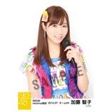 SKE48 2014年7月度 net shop限定個別生写真5枚セット 加藤智子