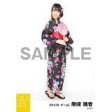 SKE48 2014年8月度個別生写真「浴衣」5枚セット 熊崎晴香