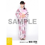 SKE48 2014年8月度個別生写真「浴衣」5枚セット 柴田阿弥