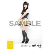 SKE48 2014年8月度生個別生写真「不器用太陽」5枚セット 高柳明音
