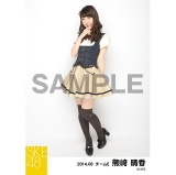 SKE48 2014年8月度生個別生写真「不器用太陽」5枚セット 熊崎晴香