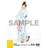 SKE48 2014年8月度net shop限定個別生写真 大矢真那