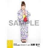 SKE48 2014年8月度net shop限定個別生写真 加藤智子