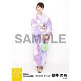 SKE48 2014年8月度net shop限定個別生写真 松井玲奈