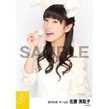 SKE48 2014年9月度生写真「お月見2014」 佐藤実絵子