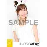 SKE48 2014年9月度生写真「お月見2014」 加藤智子