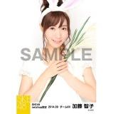 SKE48 2014年9月度 net shop限定個別生写真5枚セット 加藤智子