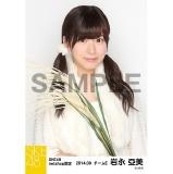 SKE48 2014年9月度 net shop限定個別生写真5枚セット 岩永亞美