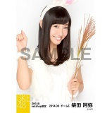 SKE48 2014年9月度 net shop限定個別生写真5枚セット 柴田阿弥