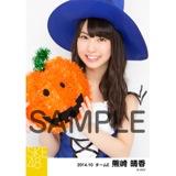 SKE48 2014年10月度SKE48個別生写真「ハロウィン2014」5枚セット 熊崎晴香