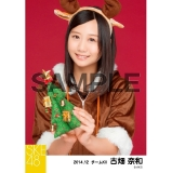 SKE48 2014年12月度個別生写真「クリスマス」5枚セット 古畑奈和