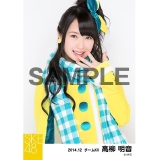 SKE48 2014年12月度選抜生写真「12月のカンガルー」 高柳明音