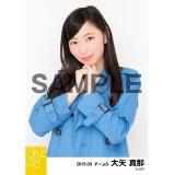 SKE48 2015年3月度個別生写真「春コート」5枚セット 大矢真那