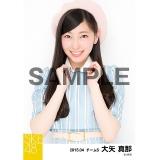 SKE48 2015年4月度選抜生写真「コケティッシュ渋滞中」5枚セット 大矢真那