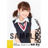 SKE48 2015年5月度net shop限定個別生写真5枚セット 都築里佳
