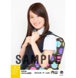 SKE48 2015年5月度net shop限定個別生写真5枚セット 内山命