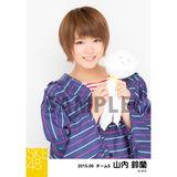 SKE48 2015年6月度個別生写真「レインコート」5枚セット 山内鈴蘭