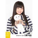 SKE48 2015年6月度個別生写真「レインコート」5枚セット 江籠裕奈