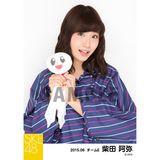 SKE48 2015年6月度個別生写真「レインコート」5枚セット 柴田阿弥