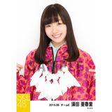 SKE48 2015年6月度個別生写真「レインコート」5枚セット 須田亜香里