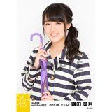 SKE48 2015年6月度net shop限定個別生写真5枚セット 鎌田菜月