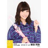 SKE48 2015年6月度net shop限定個別生写真5枚セット 柴田阿弥