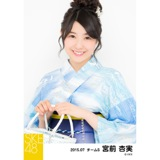 SKE48 2015年7月度個別生写真「浴衣」5枚セット 宮前杏実