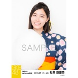 SKE48 2015年7月度net shop限定個別生写真5枚セット 松井珠理奈