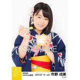 SKE48 2015年7月度net shop限定個別生写真5枚セット 市野成美