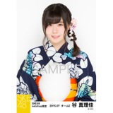 SKE48 2015年7月度net shop限定個別生写真5枚セット 谷真理佳