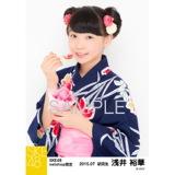 SKE48 2015年7月度net shop限定個別生写真5枚セット 浅井裕華