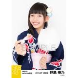 SKE48 2015年7月度net shop限定個別生写真5枚セット 野島樺乃