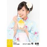 SKE48 2015年7月度net shop限定個別生写真5枚セット 町音葉