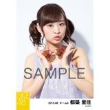 SKE48 2015年8月度個別生写真「夏服」5枚セット 都築里佳