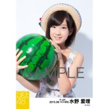 SKE48 2015年8月度個別生写真「夏服」5枚セット 水野愛理