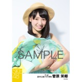 SKE48 2015年8月度個別生写真「夏服」5枚セット 菅原茉椰