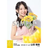 SKE48 2015年8月度net shop限定個別生写真 5枚セット 山田樹奈