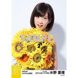 SKE48 2015年8月度net shop限定個別生写真 5枚セット 水野愛理