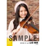 SKE48 2015年9月度個別生写真「秋服」5枚セット 山田樹奈
