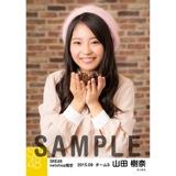 SKE48 2015年9月度net shop限定個別生写真 5枚セット 山田樹奈