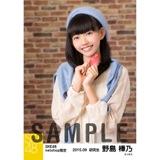 SKE48 2015年9月度net shop限定個別生写真 5枚セット 野島樺乃