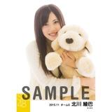 SKE48 2015年11月度個別生写真「ルームウェア」5枚セット 北川綾巴