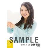 SKE48 2015年11月度個別生写真「ルームウェア」5枚セット 山田樹奈