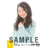 SKE48 2015年11月度net shop限定個別生写真 5枚セット 山田樹奈