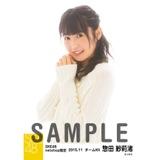 SKE48 2015年11月度net shop限定個別生写真 5枚セット 惣田紗莉渚