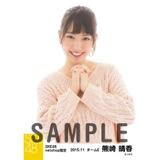 SKE48 2015年11月度net shop限定個別生写真 5枚セット 熊崎晴香